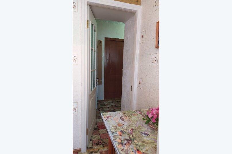 1-комн. квартира, 28 кв.м. на 3 человека, улица Дёмышева, 110, Евпатория - Фотография 33