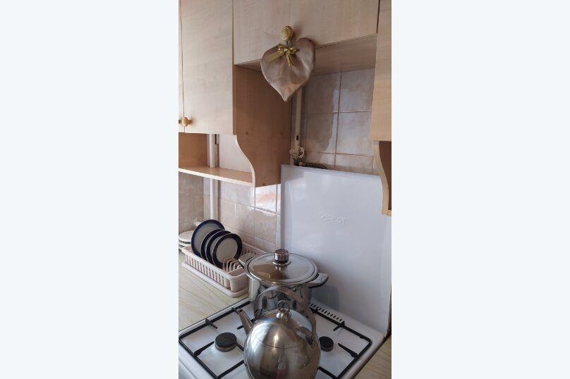 1-комн. квартира, 28 кв.м. на 3 человека, улица Дёмышева, 110, Евпатория - Фотография 35