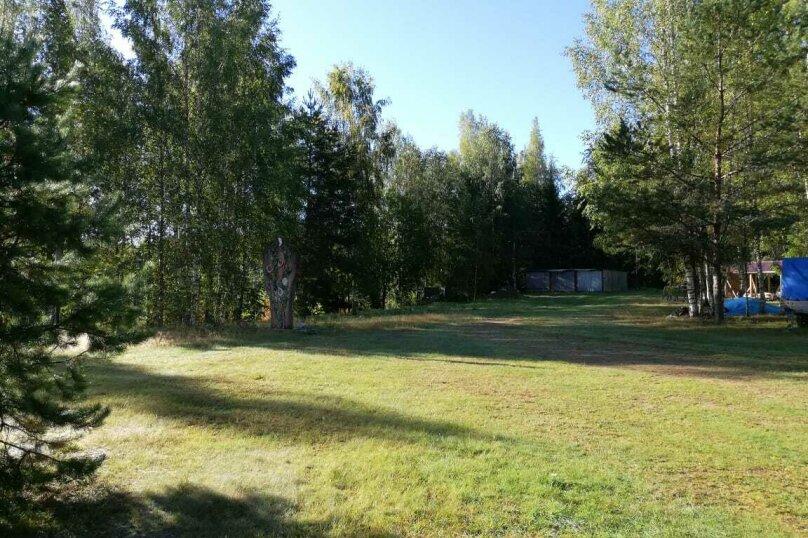 Дом в лесу ( 4 шт.) на берегу озера , деревня Стеклино, 36 на 4 номера - Фотография 4