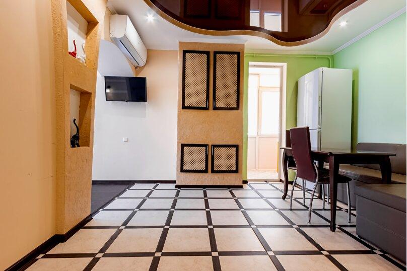 1-комн. квартира, 44 кв.м. на 3 человека, Октябрьская улица, 38, Судак - Фотография 2