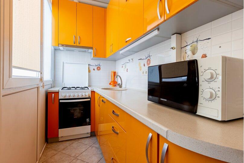1-комн. квартира, 44 кв.м. на 3 человека, Октябрьская улица, 38, Судак - Фотография 5