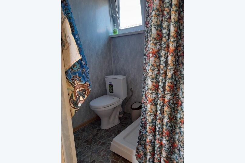 номер Семейный-студия КОМФОРТ.с удобствами в номере .( для комфортного проживания семьи до 5 человек )., Н.Жердева, 42, Черноморское - Фотография 23