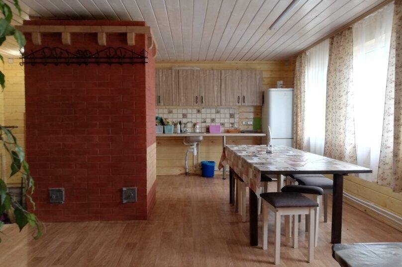 Дом в лесу ( 4 шт.) на берегу озера , деревня Стеклино, 36 на 4 номера - Фотография 30