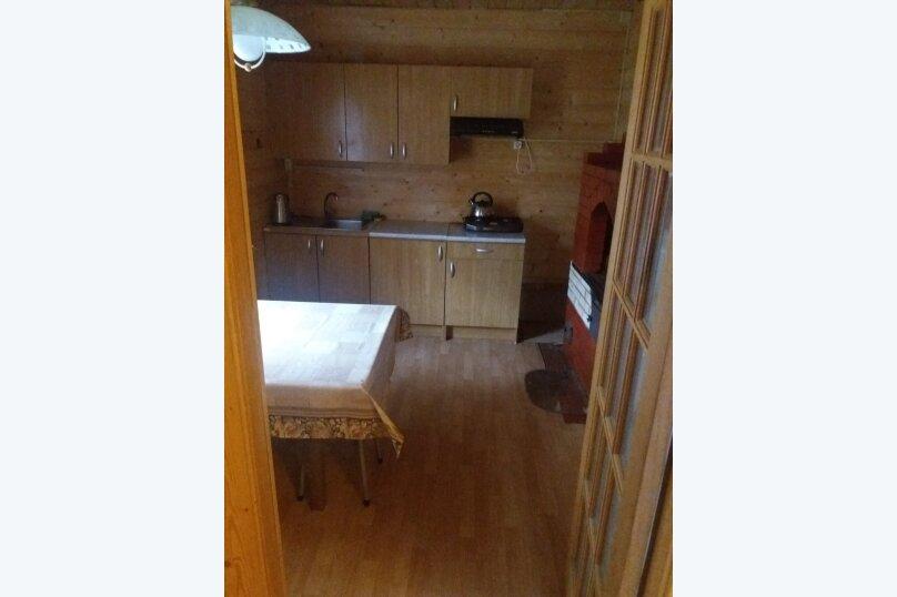 Дом в лесу ( 4 шт.) на берегу озера , деревня Стеклино, 36 на 4 номера - Фотография 24