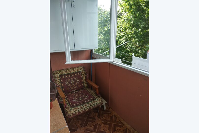 2-комн. квартира, 45 кв.м. на 5 человек, улица Победы, 4, поселок Приморский, Феодосия - Фотография 8