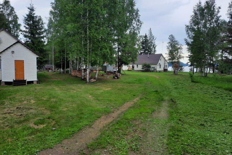 Дом в лесу ( 4 шт.) на берегу озера , деревня Стеклино, 36 на 4 номера - Фотография 8