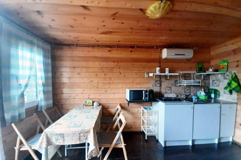Дача на море №1, 36 кв.м. на 5 человек, 2 спальни, Октябрьская улица, 1А, Витязево - Фотография 19