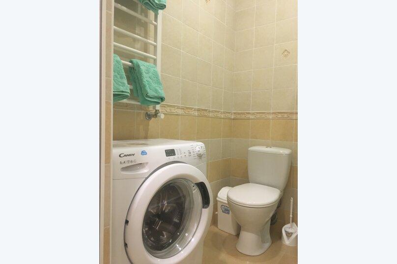 1-комн. квартира, 20 кв.м. на 2 человека, Новосёловская улица, 47, Евпатория - Фотография 5