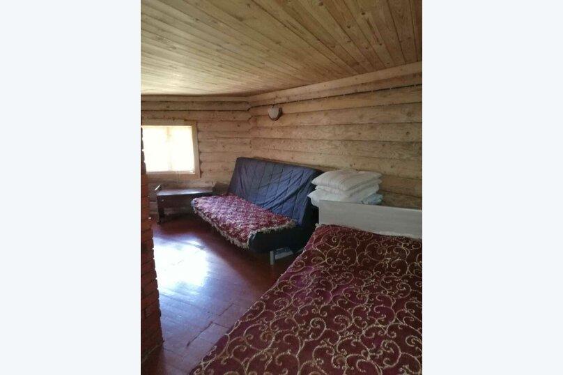 Дом в лесу ( 4 шт.) на берегу озера , деревня Стеклино, 36 на 4 номера - Фотография 16
