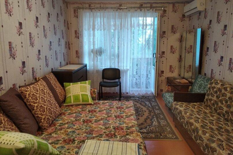 2-комн. квартира, 45 кв.м. на 5 человек, улица Победы, 4, поселок Приморский, Феодосия - Фотография 1