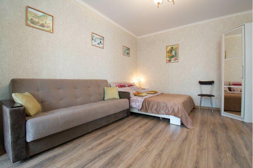 2-комн. квартира, 45 кв.м. на 7 человек, улица Кольцова, 12, Кисловодск - Фотография 4