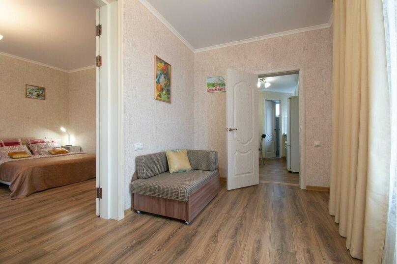 2-комн. квартира, 45 кв.м. на 7 человек, улица Кольцова, 12, Кисловодск - Фотография 10