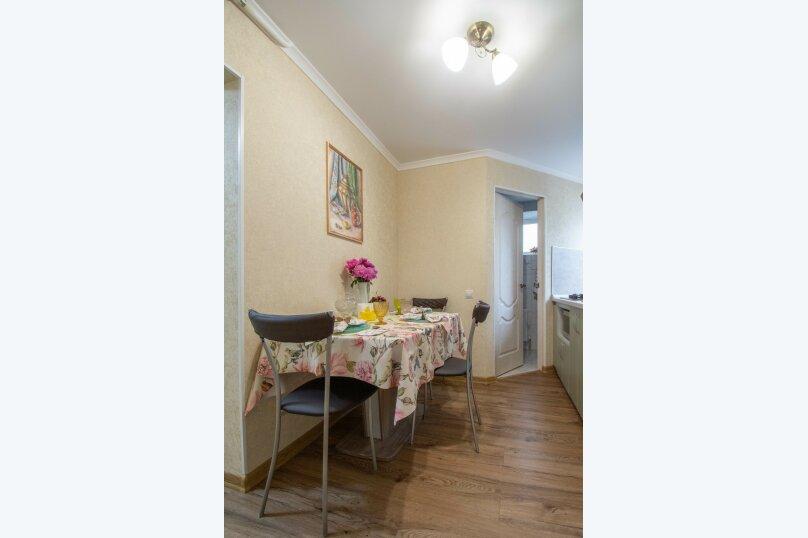 2-комн. квартира, 45 кв.м. на 7 человек, улица Кольцова, 12, Кисловодск - Фотография 12