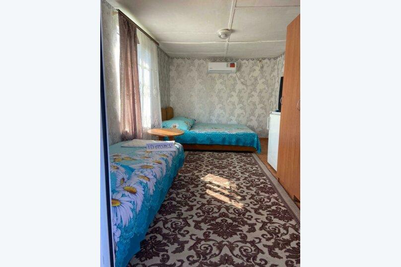 Трёхместный с кондиционером , Приморская, 39, Береговое, Феодосия - Фотография 15
