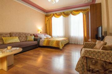1-комн. квартира, 40 кв.м. на 5 человек, улица Лермонтова, 24, Кисловодск - Фотография 1
