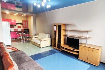 2-комн. квартира, 68 кв.м. на 6 человек, улица Дзержинского, 20, Иркутск - Фотография 1