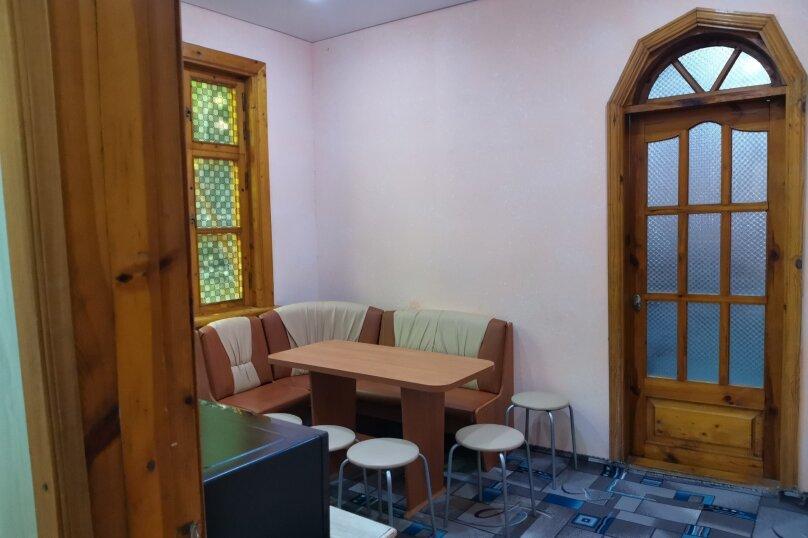 Частный дом в 200 м от моря, 88 кв.м. на 10 человек, 3 спальни, пер.Комсомольский, 1, Алушта - Фотография 14
