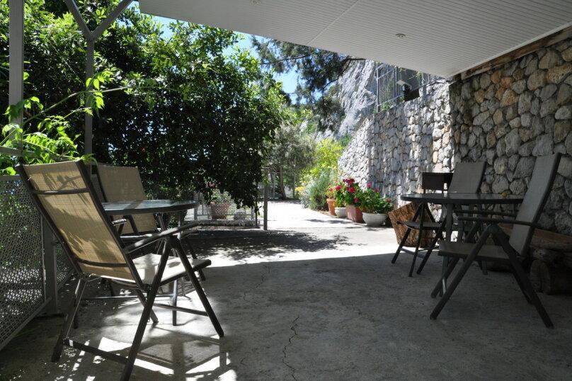 Частный дом. Люкс-студия с видом. на 3 человека, 1 спальня, улица Васильченко, 16, Симеиз - Фотография 7
