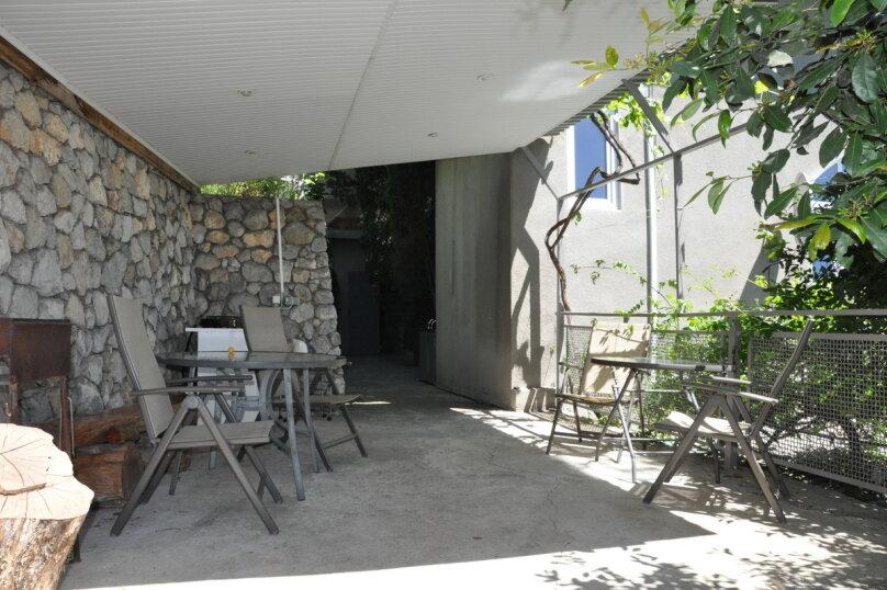 Частный дом. Люкс-студия с видом. на 3 человека, 1 спальня, улица Васильченко, 16, Симеиз - Фотография 12