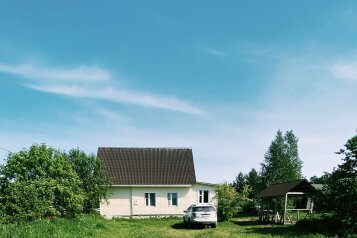 Дом в деревне Панюки на берегу Селигера , 70 кв.м. на 8 человек, 3 спальни, Озерная , 1, Осташков - Фотография 1