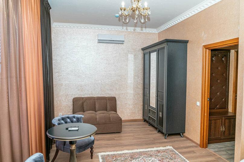 Стандартный номер с кроватью размера king-size, улица Дмитрия Ульянова, 52А, Евпатория - Фотография 4