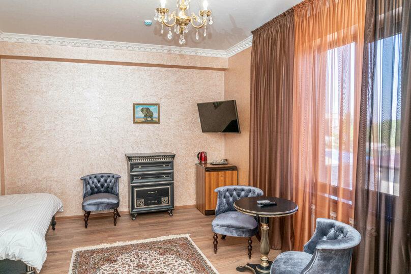 Стандартный номер с кроватью размера king-size, улица Дмитрия Ульянова, 52А, Евпатория - Фотография 5