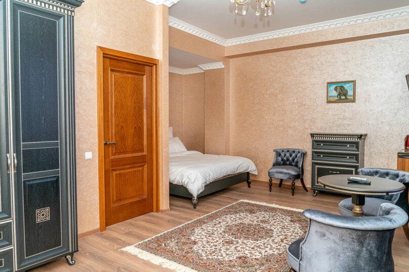 Стандартный номер с кроватью размера king-size, улица Дмитрия Ульянова, 52А, Евпатория - Фотография 1