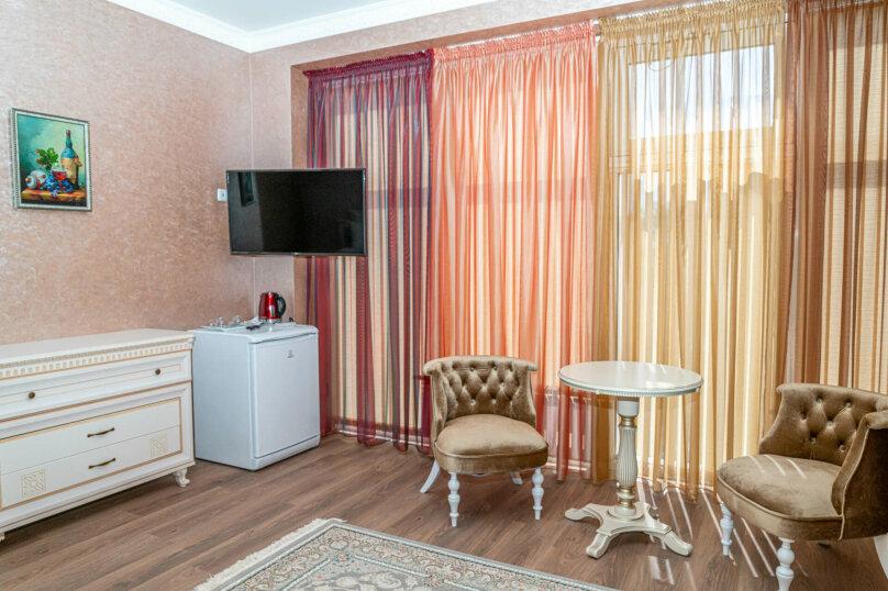 Стандартный номер с кроватью размера king-size, улица Дмитрия Ульянова, 52А, Евпатория - Фотография 7