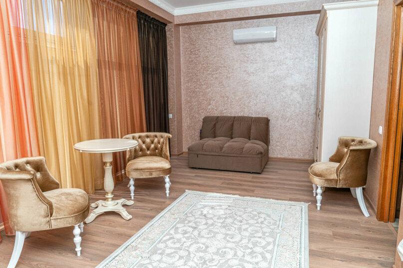 Стандартный номер с кроватью размера king-size, улица Дмитрия Ульянова, 52А, Евпатория - Фотография 8