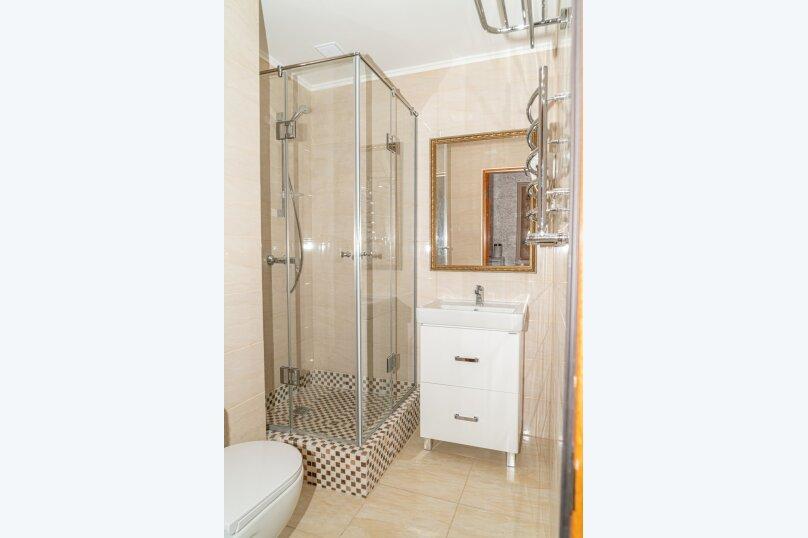 Улучшенный номер с кроватью размера king-size, улица Дмитрия Ульянова, 52А, Евпатория - Фотография 5