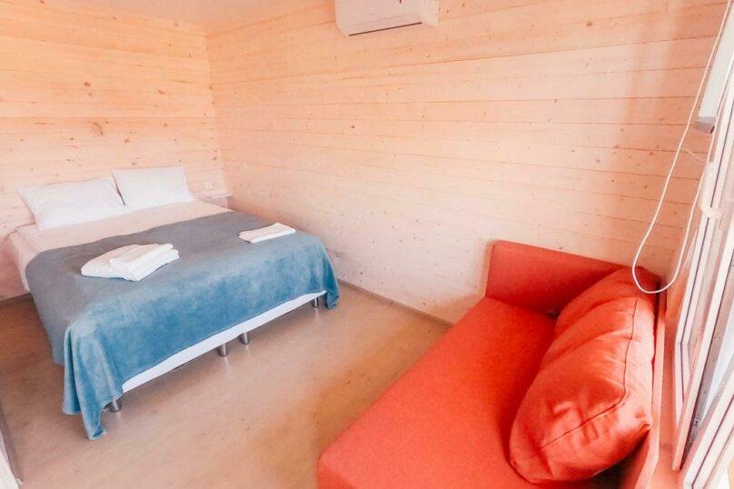 """Гостевой дом """"На'Море"""", Вишнёвый переулок, 8 на 5 комнат - Фотография 33"""