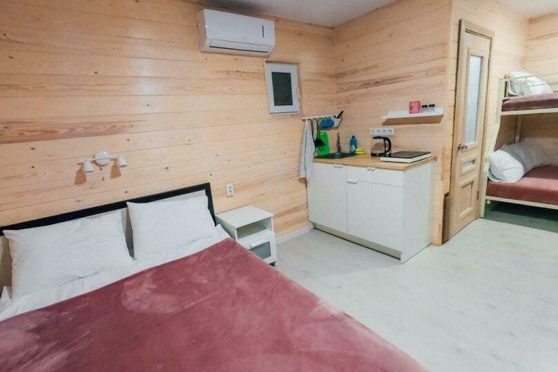 Отдельная комната, Вишнёвый переулок, 8, Кучугуры - Фотография 1