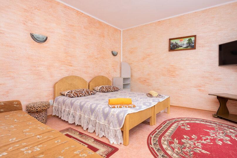 Номер на два человека с раскладным диваном, Санаторный переулок, 4, Судак - Фотография 1