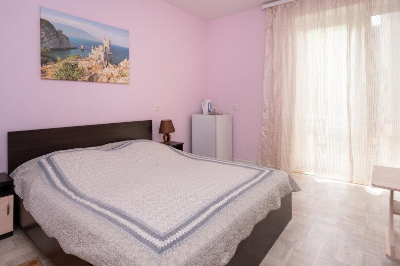 Номер 2-х местный с собственной ванной комнатой, улица Федько, 55, Феодосия - Фотография 1