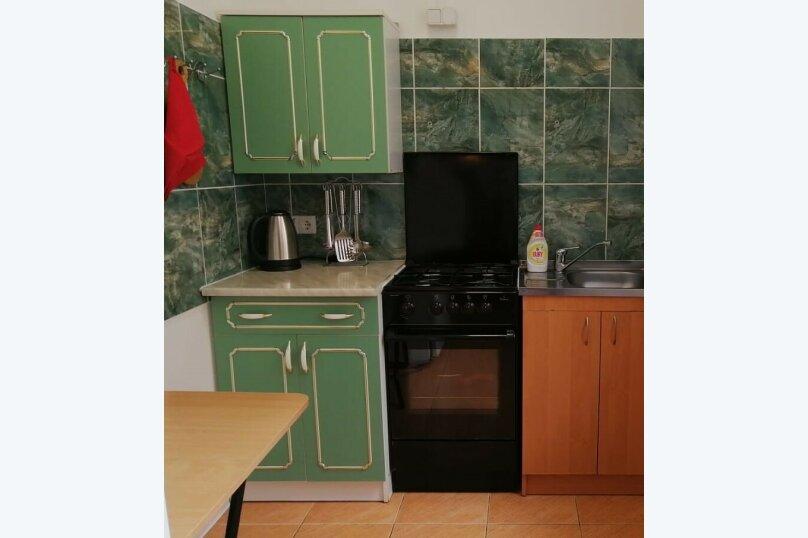 3х местный номер с кухней, Чудесная улица, 2/40, Николаевка, Крым - Фотография 5