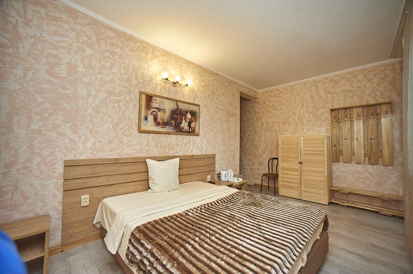 1-й этаж 1-й номер люкс 2-х комнатный, Глазкрицкого, 8 Б, Алушта - Фотография 5