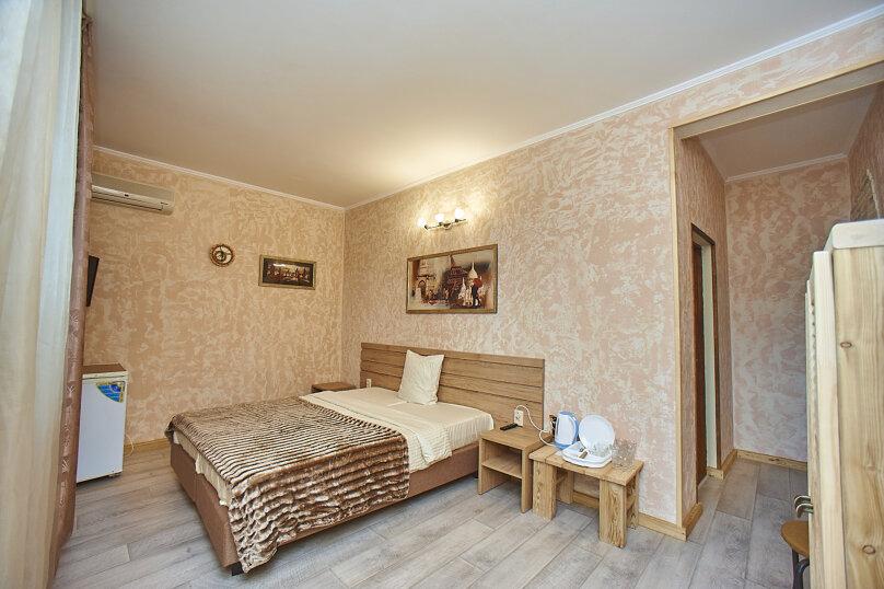 1-й этаж 1-й номер люкс 2-х комнатный, Глазкрицкого, 8 Б, Алушта - Фотография 6