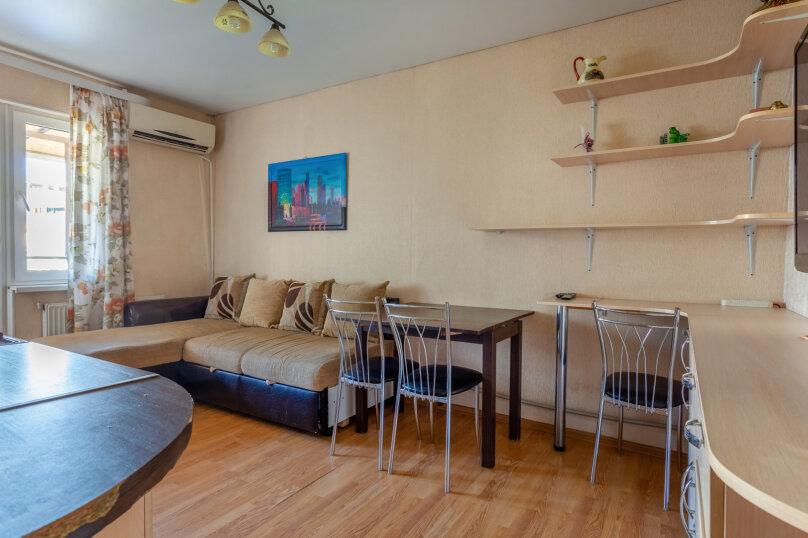 2-комн. квартира, 40 кв.м. на 6 человек, Лазурная улица, 12, Сочи - Фотография 7
