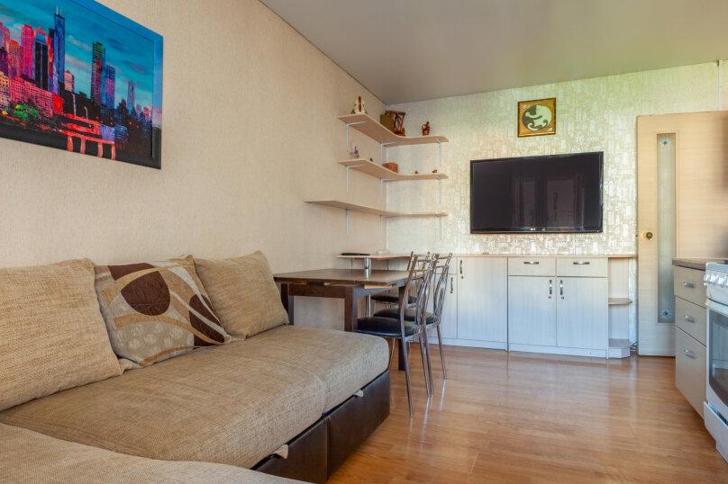 2-комн. квартира, 40 кв.м. на 6 человек, Лазурная улица, 12, Сочи - Фотография 8