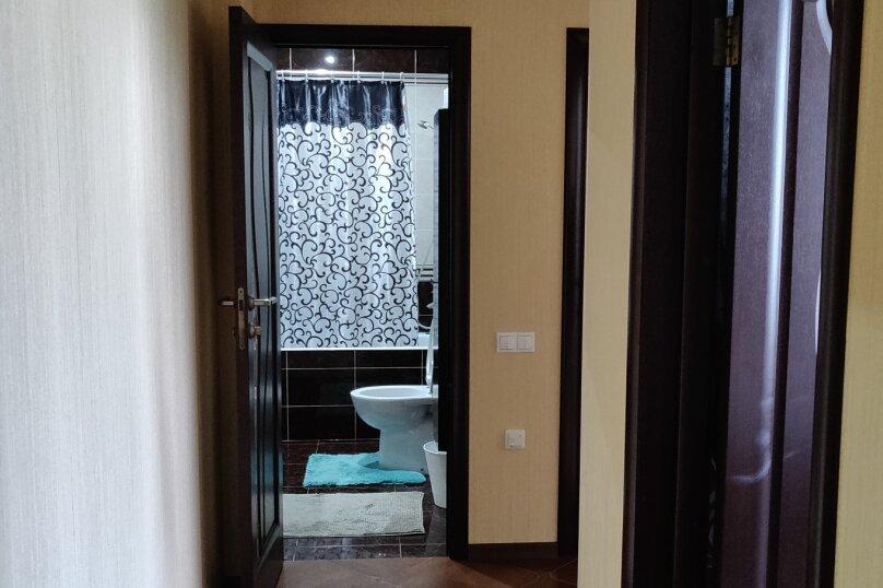 2-комн. квартира, 67 кв.м. на 6 человек, улица Тюльпанов, 41лит3, Сочи - Фотография 6