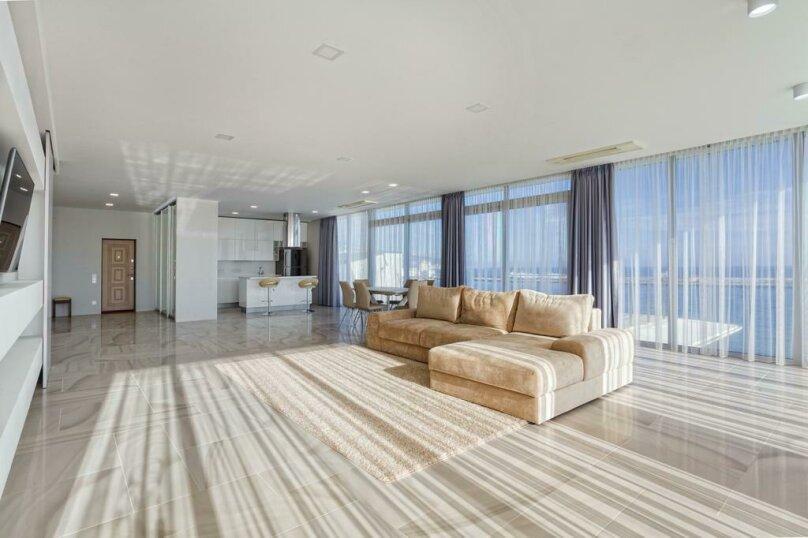 3-комн. квартира, 220 кв.м. на 6 человек, Черноморский переулок, 1А, Ялта - Фотография 3