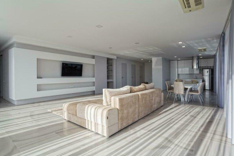 3-комн. квартира, 220 кв.м. на 6 человек, Черноморский переулок, 1А, Ялта - Фотография 6