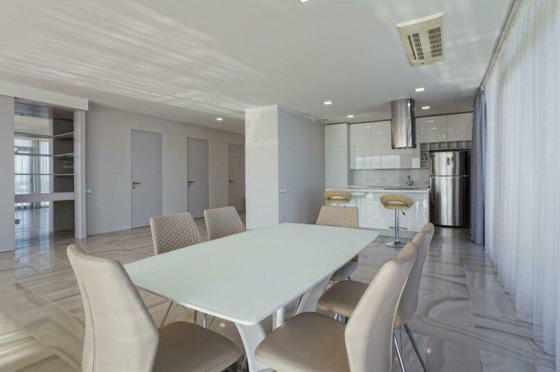 3-комн. квартира, 220 кв.м. на 6 человек, Черноморский переулок, 1А, Ялта - Фотография 8