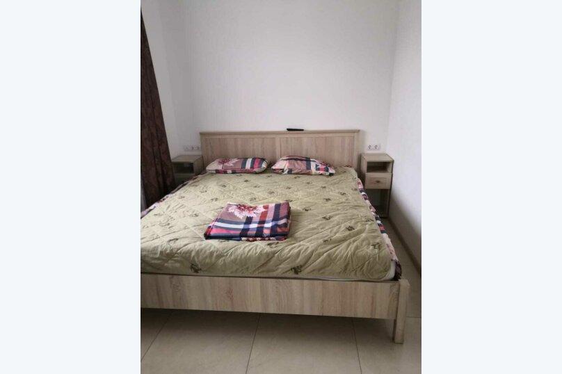 Отдельная комната, улица Крупской, 8, Геленджик - Фотография 8