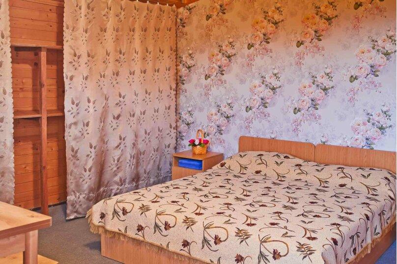 Эконом 2-х местный удобства на этаже, Извилистая улица, 1, село Лучистое - Фотография 1
