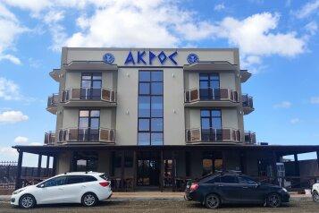 """Отель """"Акрос"""", Песчаная улица, 3 на 40 номеров - Фотография 1"""