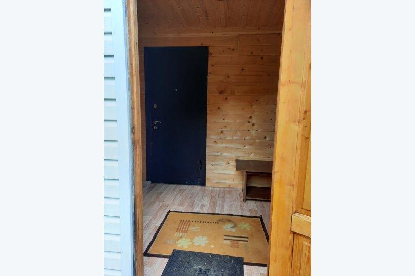 Дом в лесу ( 4 шт.) на берегу озера , деревня Стеклино, 36 на 4 номера - Фотография 40