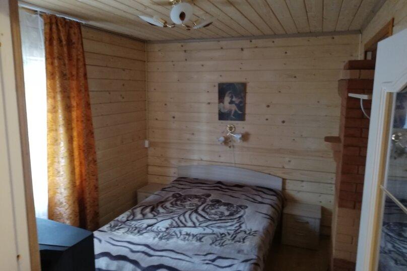 Дом в лесу ( 4 шт.) на берегу озера , деревня Стеклино, 36 на 4 номера - Фотография 33
