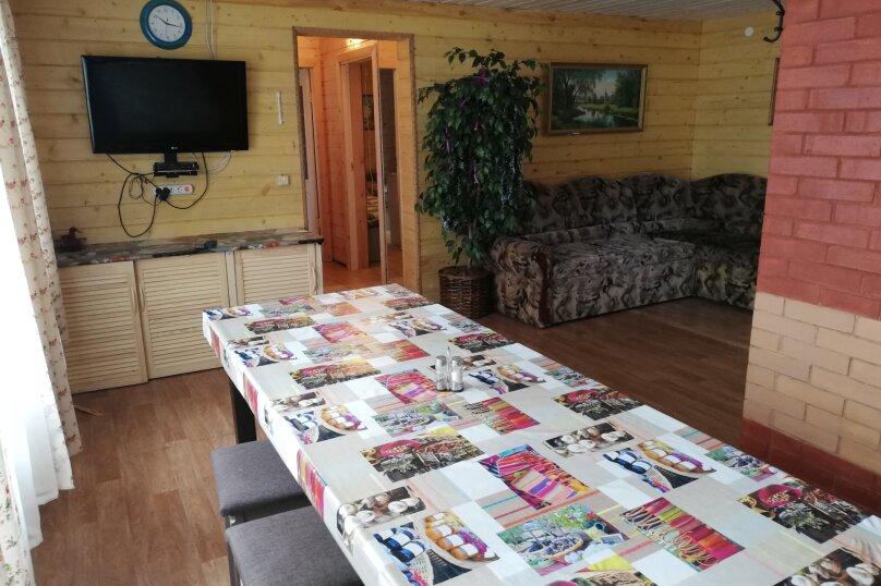 Дом в лесу ( 4 шт.) на берегу озера , деревня Стеклино, 36 на 4 номера - Фотография 34