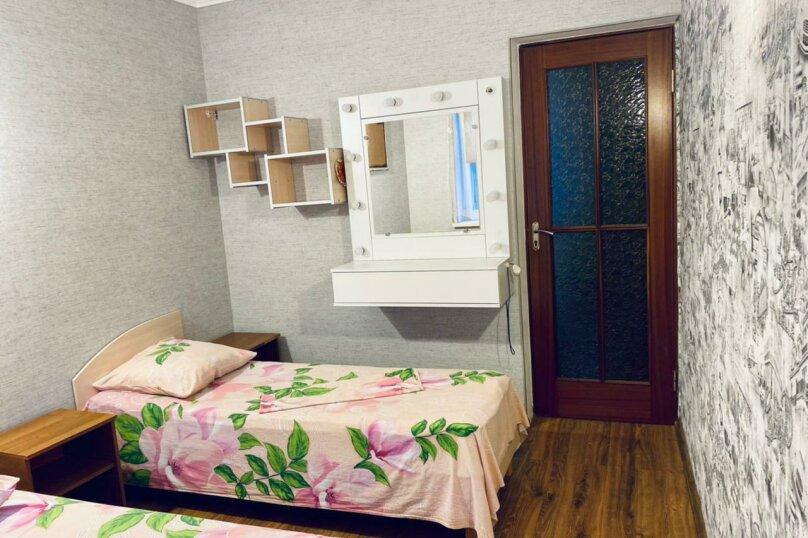 Полулюкс 3-х местный 1 этаж, Садовая улица, 50, Береговое, Феодосия - Фотография 1
